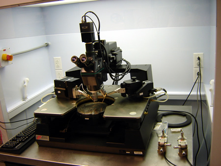 Wentworth MP-2300 Probe Station